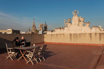 Barcelona corporate event venues Terrasse THE FOUNDERY BARCELONA image 4