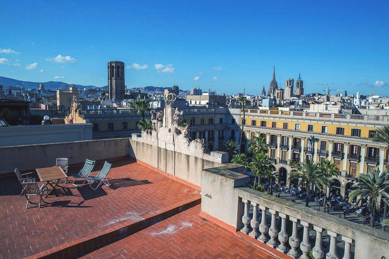 Barcelona corporate event venues Terrace THE FOUNDERY BARCELONA image 0
