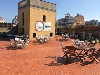 Barcelona corporate event venues Terrace THE FOUNDERY BARCELONA image 6