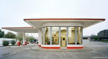 Hamburg workshop spaces Lieu Atypique Oldtimer Tankstelle – Der Erfrischungsraum image 4