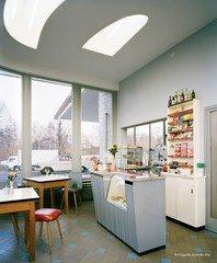 Hamburg workshop spaces Lieu Atypique Oldtimer Tankstelle – Der Erfrischungsraum image 5