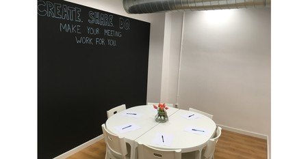Barcelona training rooms Meetingraum Creative, bright space for meetings and workshops image 2