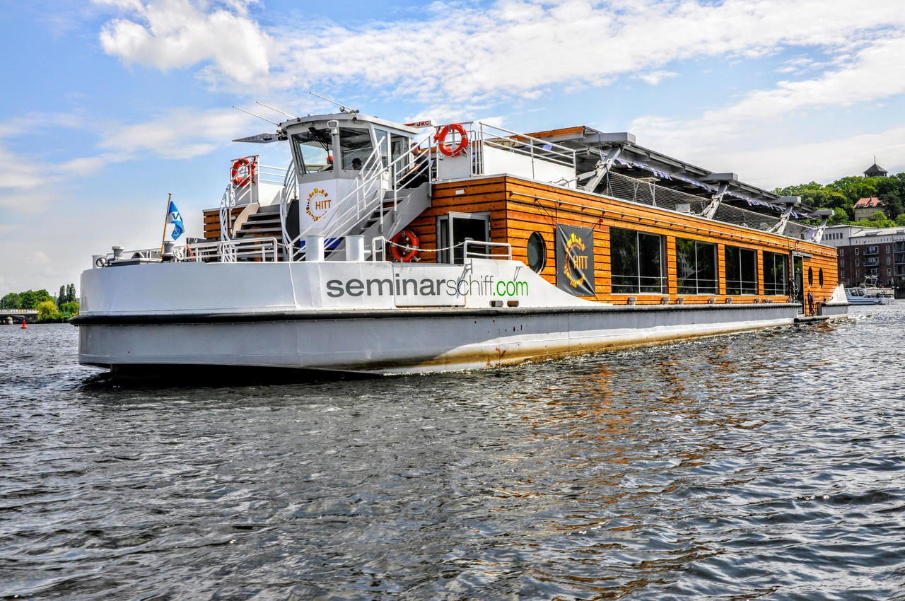 Berlin Schulungsräume Bateau gesamtes Schiff image 11
