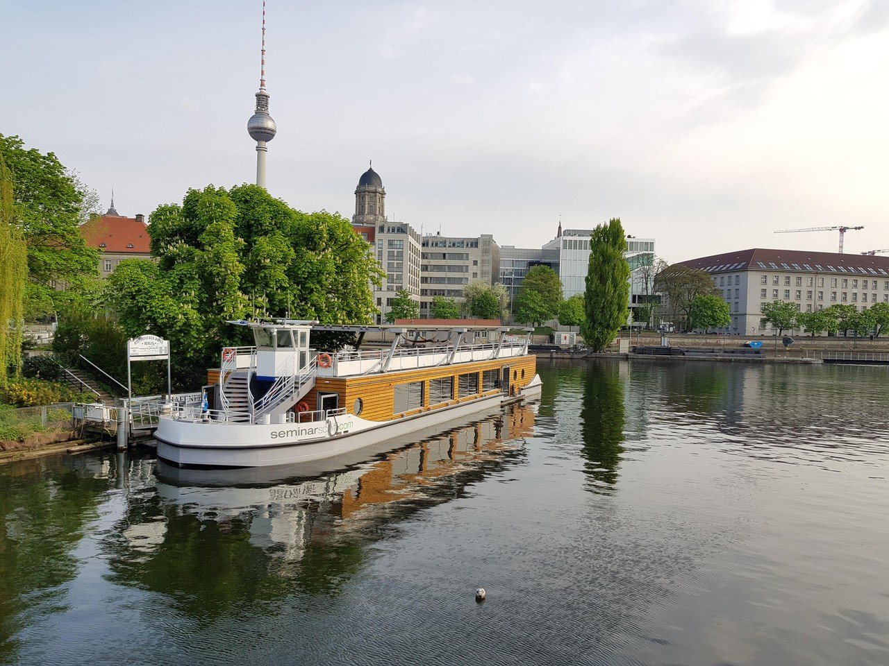 Berlin Eventräume Boat SEMINARSHIP (entire ship) image 9