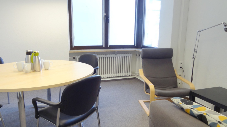 Hamburg conference rooms Meetingraum Akademie International - kleiner Raum image 2