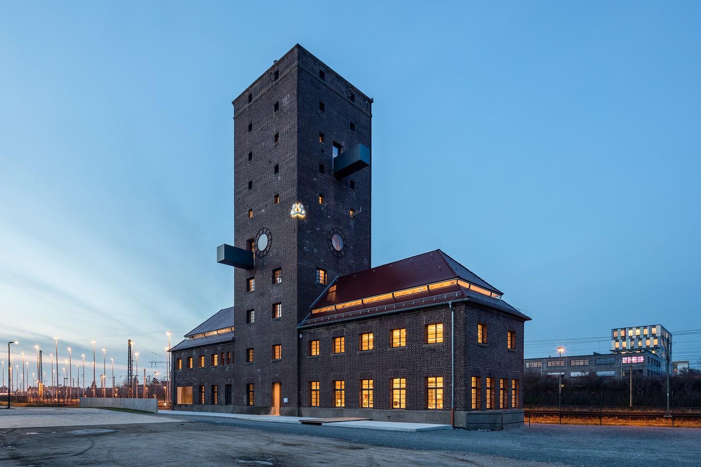 Frankfurt am Main workshop spaces Industriegebäude TANKTURM Heidelberg image 1