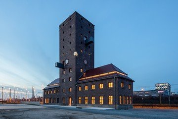 Frankfurt workshop spaces Industrial space TANKTURM Heidelberg image 1