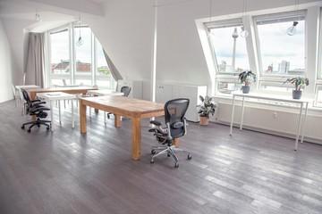 Berlin workshop spaces Penthouse Zwei Räume in Penthouse-Loft in Berlin image 17