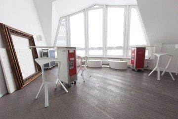 Berlin workshop spaces Loft Penthouse loft in Berlin Mitte with amazing skyline view image 2