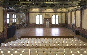 Berlin corporate event venues Lieu Atypique Radialsystem image 2