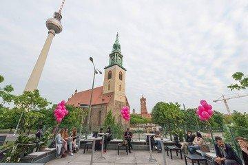Berlin corporate event venues Historische Gebäude Haus Ungarn image 5
