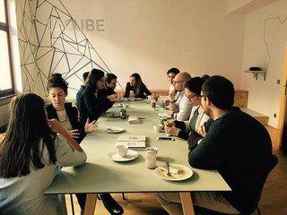 Berlin workshop spaces Salle de réunion Cube Global image 1