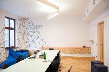 Berlin workshop spaces Meeting room Cube Global image 2