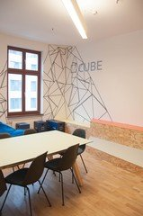 Berlin workshop spaces Meetingraum Cube Global image 3