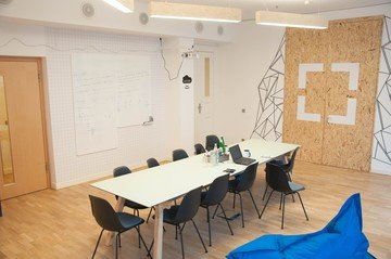 Berlin workshop spaces Meetingraum Cube Global image 0