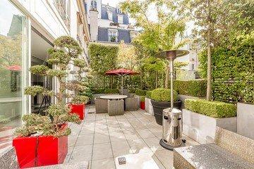 Paris corporate event venues Besonders Hôtel particulier du parc Monceau image 2