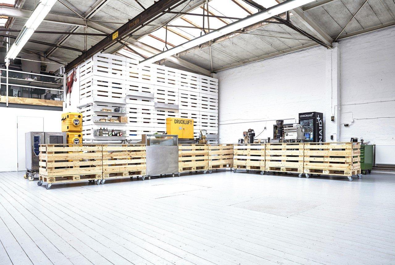 Hamburg workshop spaces Salle de réunion Basecamp Hamburg image 2