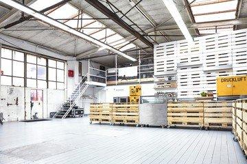 Hamburg workshop spaces Salle de réunion Basecamp Hamburg image 6