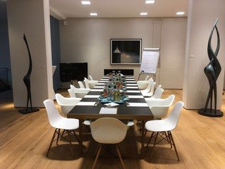 Munich seminar rooms Meeting room Concept Lounge 291 image 3