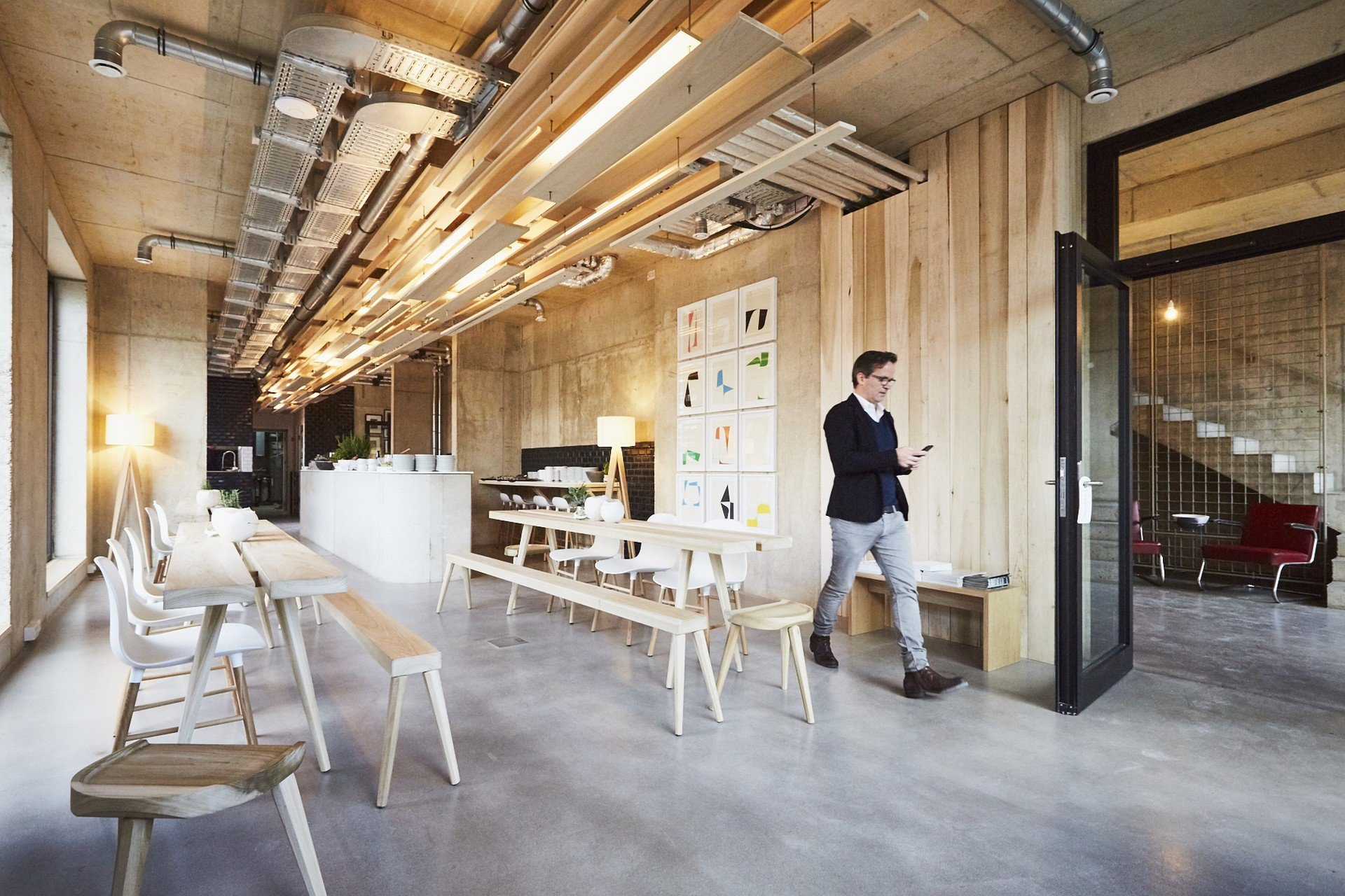 """Cologne workshop spaces Unusual ipartment - """"living kitchen"""" image 0"""