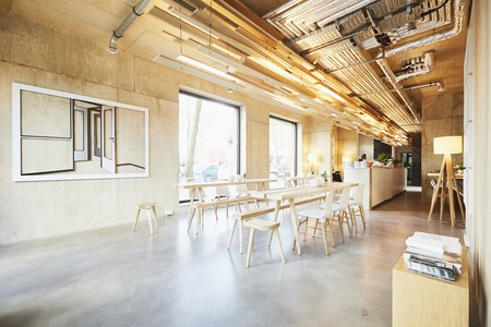 """Cologne workshop spaces Unusual ipartment - """"living kitchen"""" image 4"""