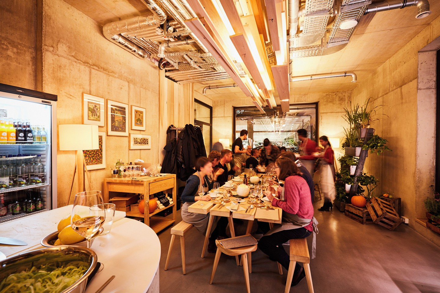 """Cologne workshop spaces Unusual ipartment - """"living kitchen"""" image 1"""