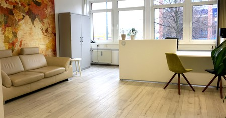 Düsseldorf training rooms Meetingraum Come to Speak Institut image 8