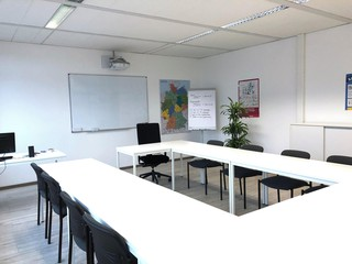 Düsseldorf training rooms Salle de réunion Come to Speak Institut image 6