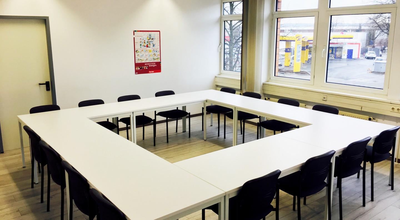 Düsseldorf training rooms Meetingraum Come to Speak Institut image 1