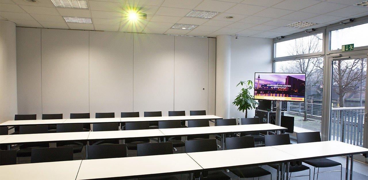 Berlin training rooms Meetingraum Spreeblick #1 image 0