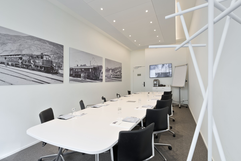 Zurich training rooms Meeting room Modern Boardroom in Baden image 0
