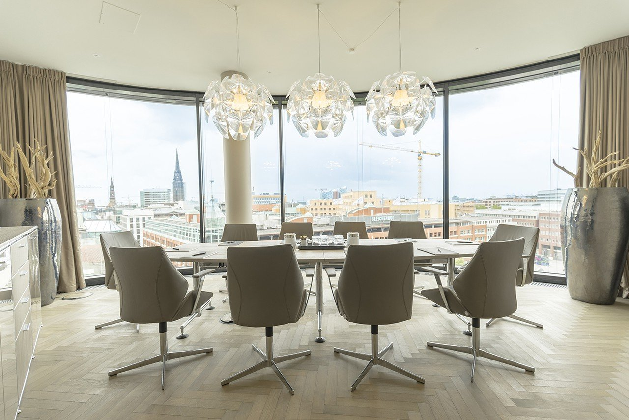 Hamburg training rooms Meeting room COLLECTION Business Centres - Conference room image 0