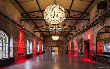 Cologne corporate event venues Lieu historique The New Yorker | HARBOUR.CLUB image 2