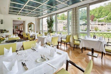 Rest der Welt corporate event venues Restaurant Wintergarten image 0