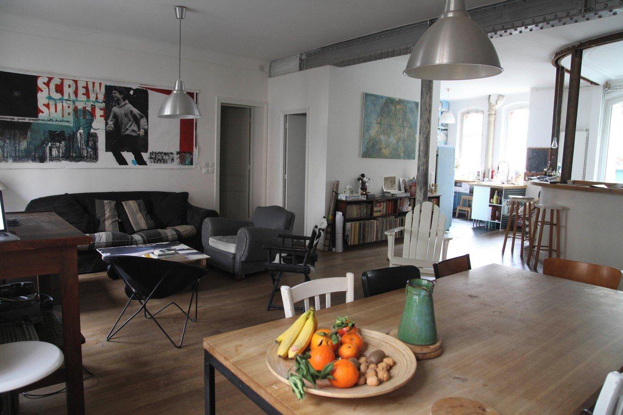 Paris workshop spaces Privat Location Lambert Loft image 1