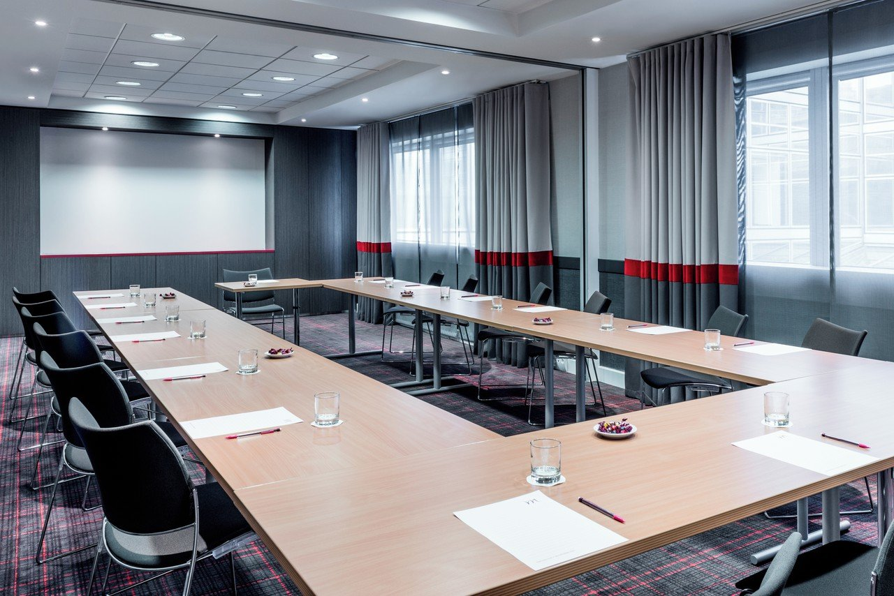 Paris seminar rooms Meeting room MAGELLAN + MARCO POLO image 0