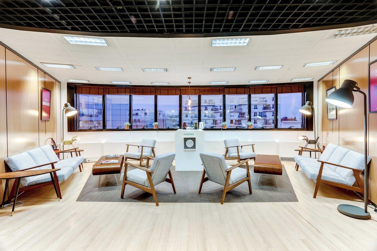 Paris  Salle de réunion Salle de réunion - Clinton (moderne) image 0