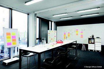 Stuttgart Konferenzräume Salle de réunion Design Offices Stuttgart Mitte - Meet and Move Room V image 1