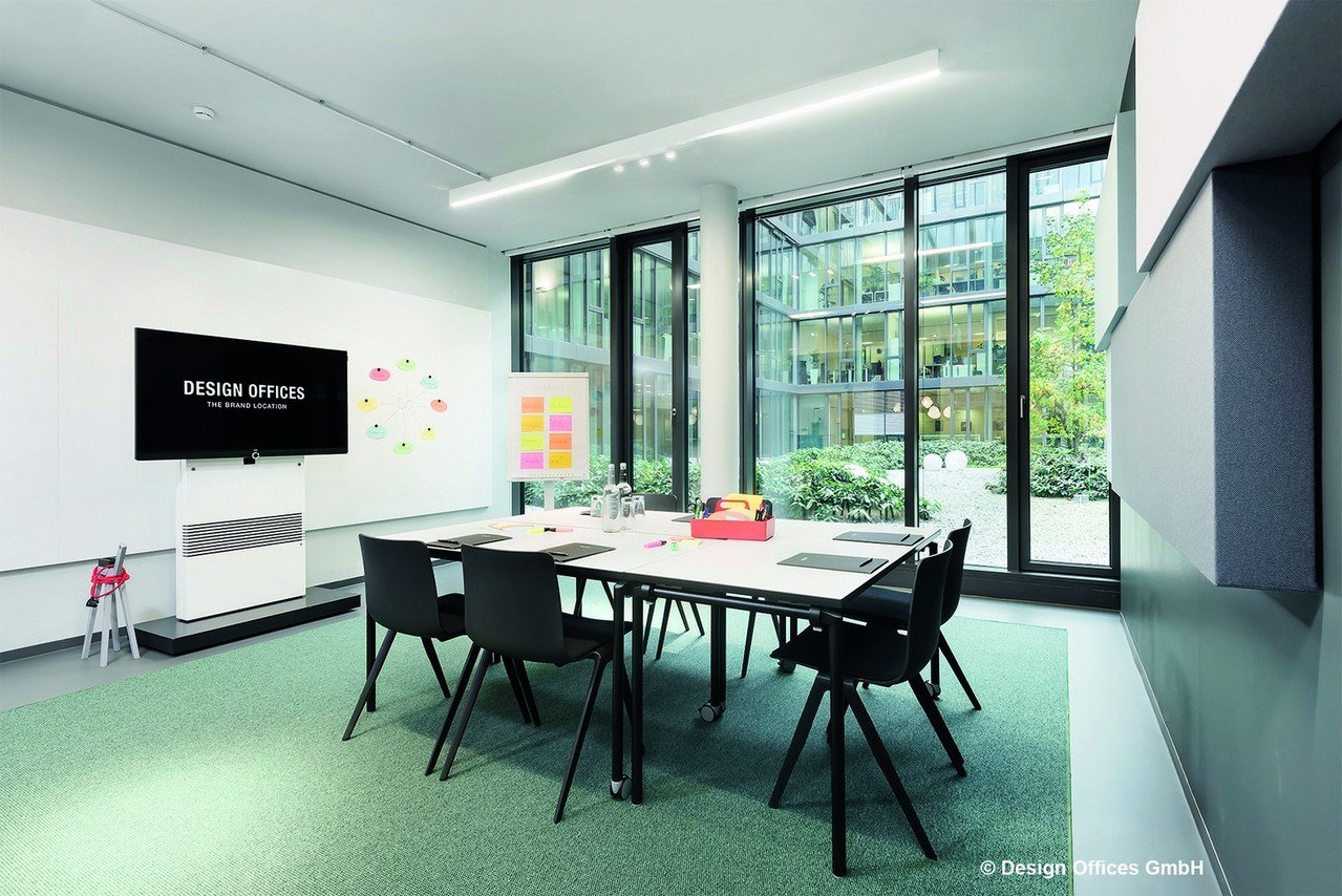 Stuttgart training rooms Meeting room Design Offices - Project Room X image 0