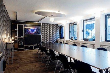 Cologne training rooms Lieu Atypique Die Wohngemeinschaft image 0