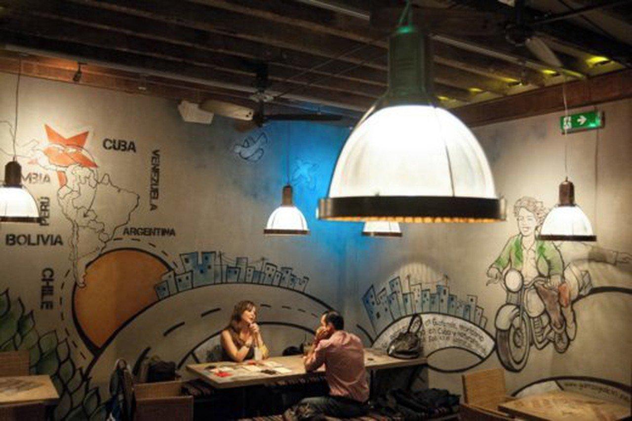 Rest der Welt workshop spaces Restaurant La Paz image 0