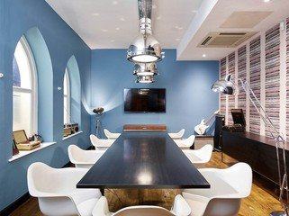 London conference rooms Meetingraum The Hospital Club -The Music Room image 0