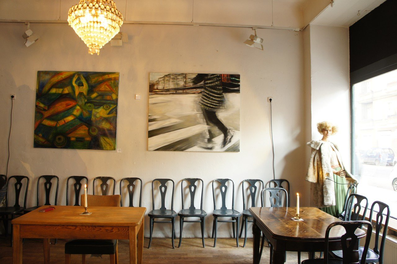 saarbach galerie mieten in berlin. Black Bedroom Furniture Sets. Home Design Ideas