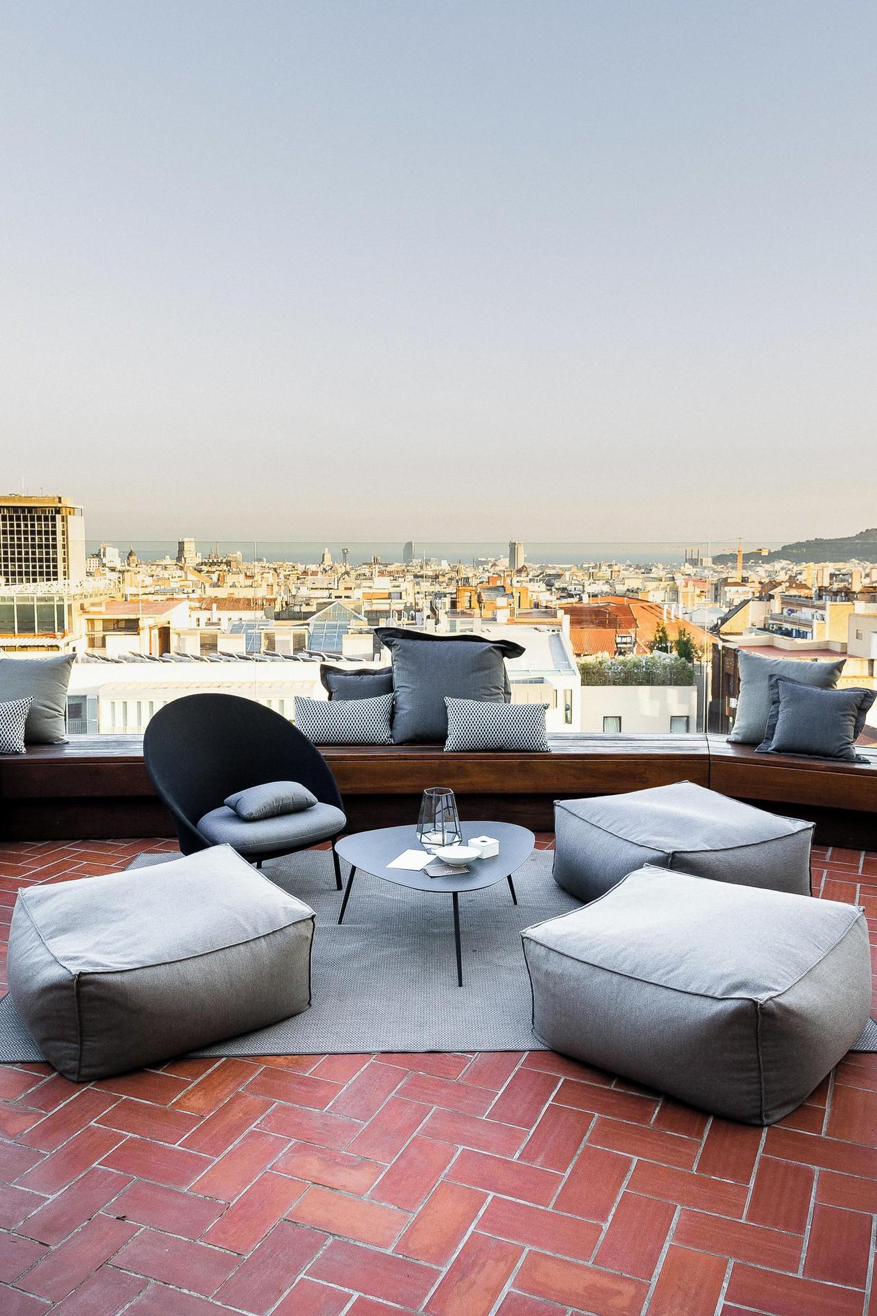 Barcelona workshop spaces Rooftop Rooftop | Event venue in Diagonal, Barcelona image 2