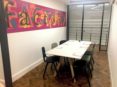 London training rooms Coworking space Headspace Manchester image 0