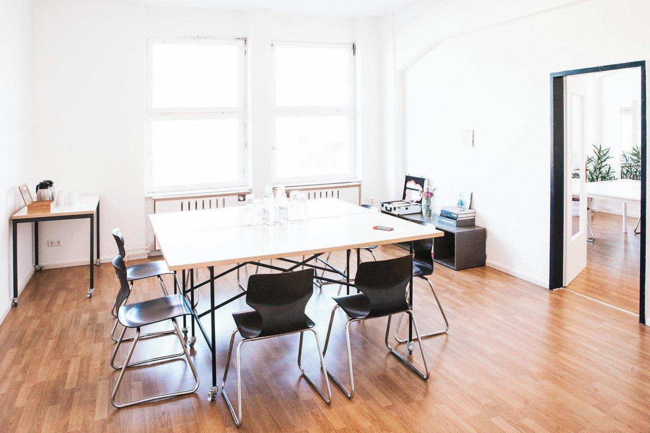 Berlin seminar rooms Salle de réunion Colonia Nova - Double meeting room image 1