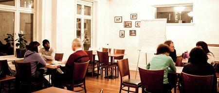 Copenhague workshop spaces Café Café Cadeau image 0