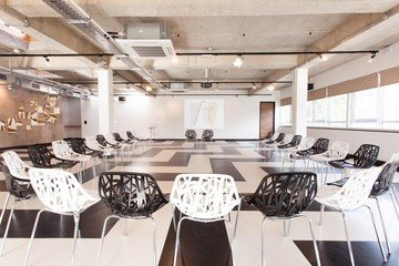 London corporate event venues Coworking Space The Trampery Old Street - The Ballroom image 2