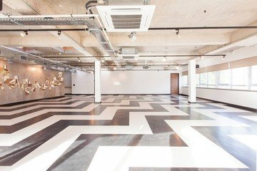 Londres corporate event venues Espace de Coworking The Trampery Old Street - The Ballroom image 1