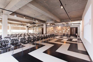 Londres corporate event venues Espace de Coworking The Trampery Old Street - The Ballroom image 3